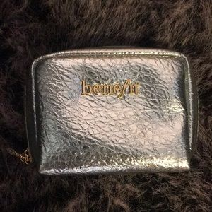 Benefit mini makeup pouch